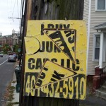 I Buy Junk Cars LLC, 4014325910, providence, street art, graffiti, fliers
