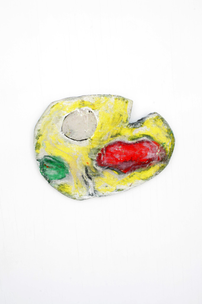 Acrylic Paint Knot